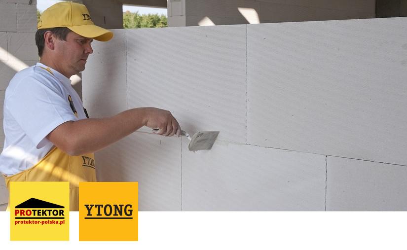 Ytong Interio – idealny na ściany działowe